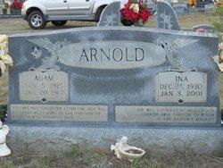 Ina <i>Edwards</i> Arnold