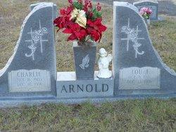 Lou <i>Edwards</i> Arnold