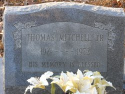Thomas Mitchell, Jr