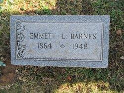 Emmett L Barnes