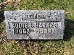 Addie B Barnes