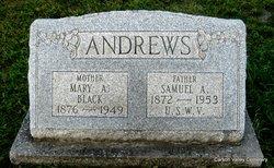 Mary A <i>Black</i> Andrews