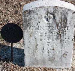 Clinton Herbert Sheddy