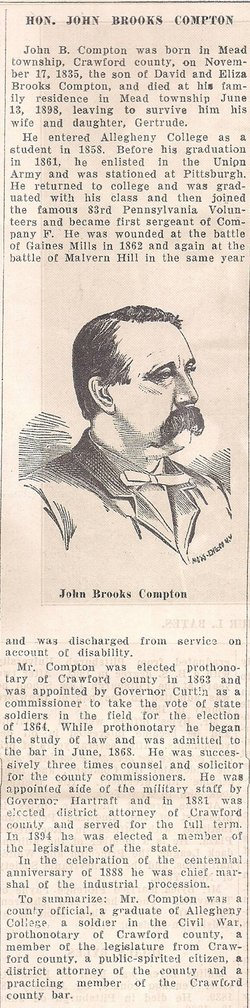 John B Compton