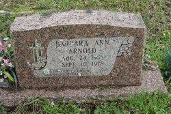 Barbara Ann Arnold