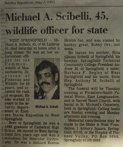 Michael A Scibelli