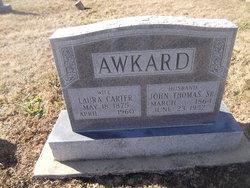 Laura <i>Carter</i> Awkard