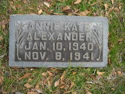 Annie Kate Alexander