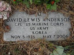 David Louis Anderson