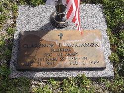 Clarence L. McKinnon