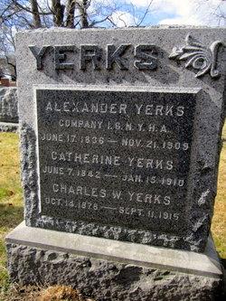 Charles W. Yerks