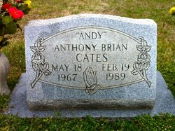 Anthony Brian Andy Cates