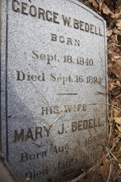 Mary J. Bedell