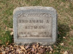 Abraham A. Altman