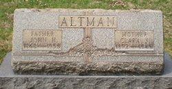 Clara Jane <i>Steiner</i> Altman