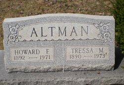 Howard Franklin Altman