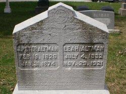 J. Peter Altman