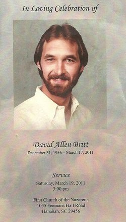 David Allen Britt