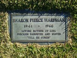 Sharon Ruth <i>Pierce</i> Harfman