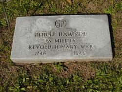 Philip Barnet, I