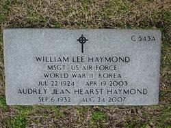 William Lee Haymond