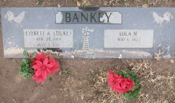 Everett A. Duke Bankey