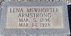 Lena <i>Hawthorne</i> Armstrong