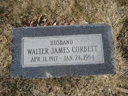 Walter James Corbett