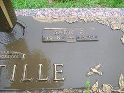 Sadie <i>Alleman</i> Castille