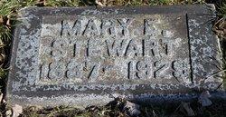 Mary Elizabeth <i>Franks</i> Stewart