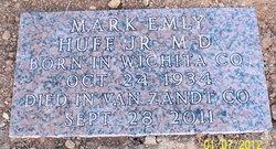 Dr Mark Emly Huff, Jr