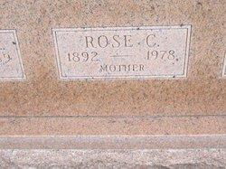 Rose C <i>Sudholt</i> Bellm