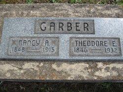 Theodore E Garber