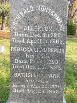 Bathsheba <i>Park</i> Allerton