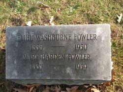 Elihu Washburne Fowler