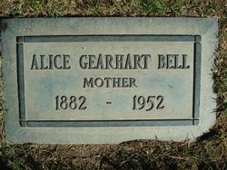 Alice Gearhart <i>Ainsworth</i> Bell