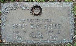 Nettie Ware Matson