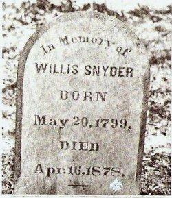 Willis Snyder