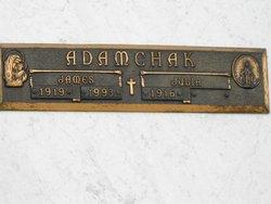Julia Johanna <i>Eckhart</i> Adamchak