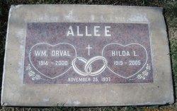Hilda LaVerne <i>Rosemeyer</i> Allee