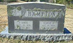 Jesse Amos Hampton