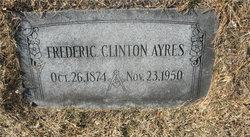 Frederic Clinton Ayres