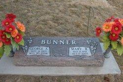 Mary B. <i>Glenn</i> Bunner