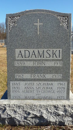 John Adamski