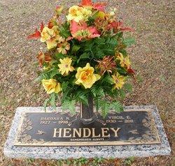 Barbara N Hendley