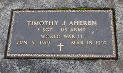 Timothy James Aheren