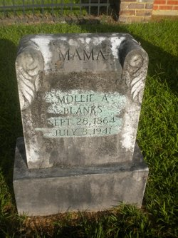Mary Almeady Mollie <i>Bozeman</i> Blanks, II