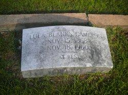 Lula V. <i>Blanks</i> Cameron