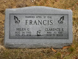 Clarence E Francis
