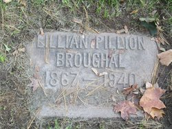 Lillian <i>Pillion</i> Broughal